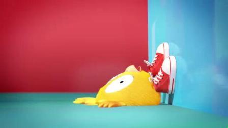 我在32 穿上鞋子踉踉跄跄的小鸡截取了一段小视频