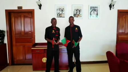 赞比亚员工