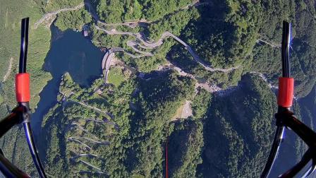 亞拓E1 飛越阿爾卑斯山