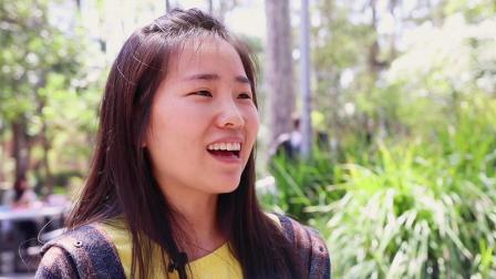 Tammy是来自中国的新生之一,在纽卡斯尔大学学习国际商务。