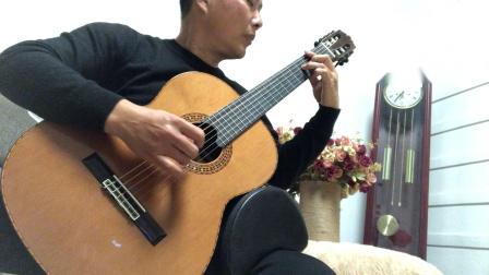古典吉他    日本久石让的《天空之城》