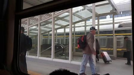 20190419 141853 K2186次列车镇江站待避K234次列车