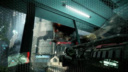 Crysis2 单兵火箭筒击落直升机