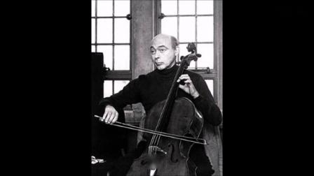 斯塔克:埃尔加《大提琴协奏曲》_标清