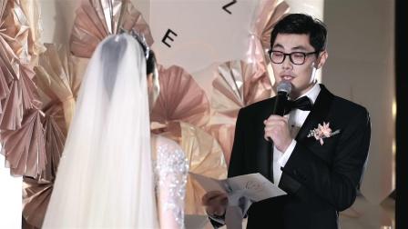 [ Jin & Shirley ]上海静安瑞吉酒店首席档婚礼正片(额外增加提前拍摄)