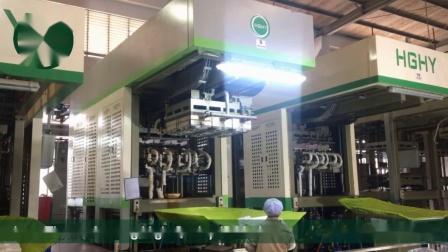 HGHY华工环源纸浆模塑精品工业包装设备