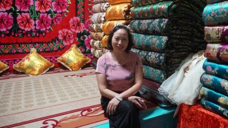 航拍新疆 喀纳斯 可可托海 赛里木湖 那拉提草原 独库公路