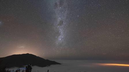 智利星空延时 来自青年天文教师连线