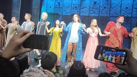 2019年12月西安行 陕西博物院 看《巴黎圣母院》音乐剧
