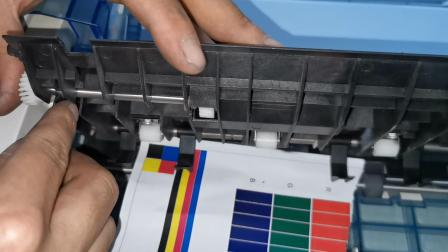理光C5000拆装输稿器齿轮(十九齿)