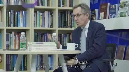 T&F对话北大国际关系学院院长唐士其 Part 1: 互联网时代下的出版