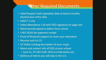 What to Expect at the U.S. Port of Entry - Spring 2020 Webinar