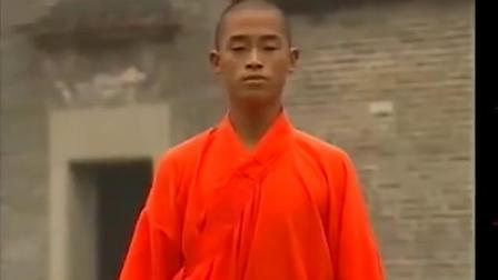 少林基本功训练《释德慈》《中国少林真功夫系列》