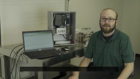使用 SPS 温度检测进行预测维护电机保护的演示