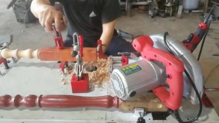 立柱打孔切割一体机