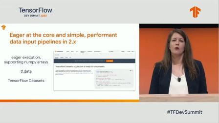 TensorFlow Dev Summit 2020 Keynote