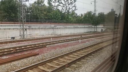 20191004 140259 G87次列车出北京西站