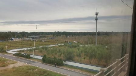 20191004 141307 G87次列车运行于北京西站至涿州东站区间