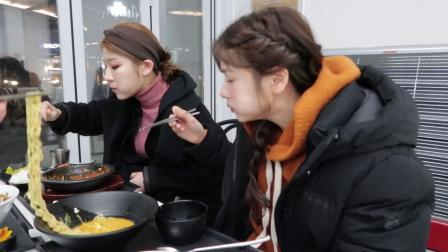 [Ssomday Vlog 21]各种吃饭和家人日常-郑素敏