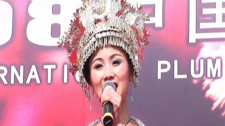【精彩回放】明孝陵梅花山文艺演出(2008)表演 广西南宁东方青年艺术团