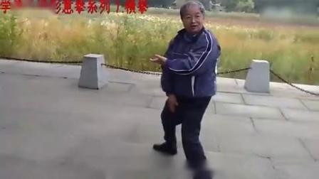 孙禄堂第四代孙传授孙氏形意五行拳