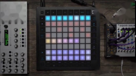 Novation Launchpad Pro - 音序器 发挥创意