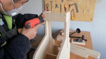 红音乐器侧板弯曲器安装
