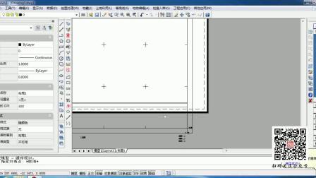 南方cass9.0入门教程44-倾斜分幅、工程分幅