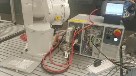 西门子PLC ABB机器人 多工位测试.LUCC