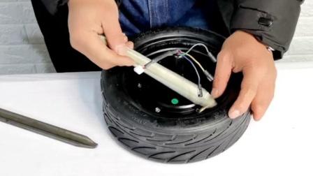 小米平衡车外胎-富丽华水印-