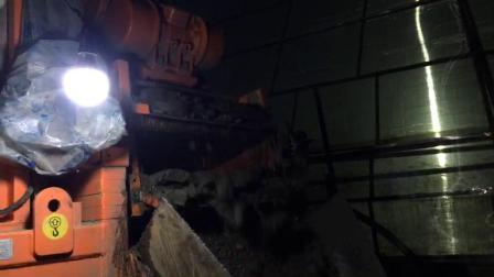 泥水分离双层效果 - 科盛能源机械制造河北有限公司生产设备现场拍摄视频