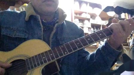 吉他,谁不是在流浪