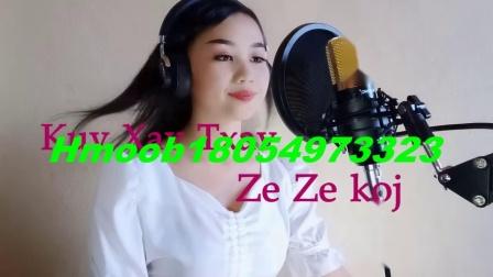 苗族歌曲 Kuv xav txav ze ze koj.mp4