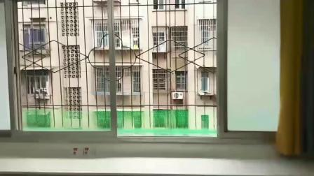vlog看房篇  低楼层采光好 两房看看怎样