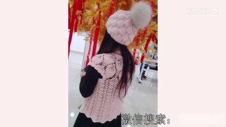 蔷薇钩织视频第37集核桃帽子宣传片