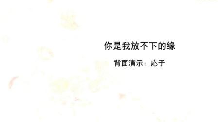 应子广场舞《你是我放不下的缘》含教学