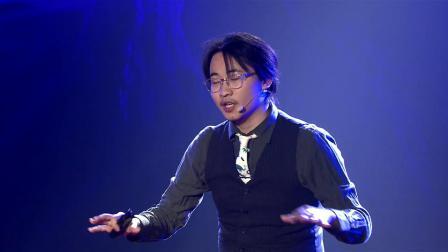 创造成习惯, 生活便不会平凡|谷逍驰|TEDxShenzhen