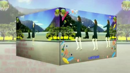 兰兰广场舞【抗击新型冠状病毒炎之歌】原创附教学2020年3月13号