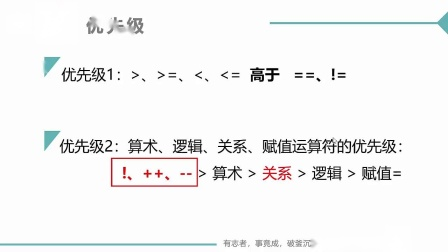 (MOOC网孙海洋C语言)第1讲(第4周)关系运算符及表达式.mp4