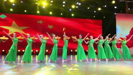 活动Pro-庆典类舞蹈 企业年会类舞蹈 舞蹈《踏歌起舞 丰收年 》 劳动节目类