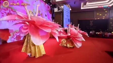 活动Pro-开场舞表演 年会舞蹈表演 大型舞蹈 宴会舞蹈 民族舞 舞蹈《花开盛世》