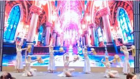 活动Pro-会议间歇舞蹈表演 特色舞蹈 串场舞蹈表演 年会舞蹈 晚宴舞蹈表演 西域舞蹈《海市蜃音》活动现场视频