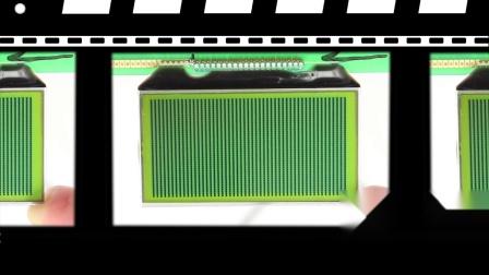 Monochrome LCD Modules / VGG100401-A(STN-YG)