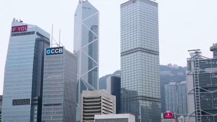 【维港品牌标志】中国建设银行 | 香港中环中国建设银行大厦 | POAD