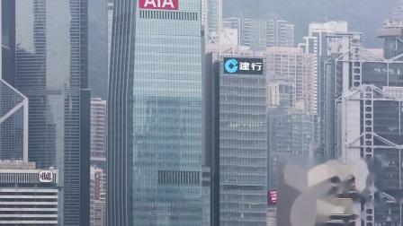 【维港品牌标志】友邦金融 | 香港中环友邦金融中心 | POAD