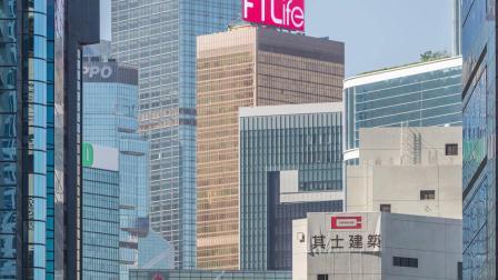 【维港品牌标志】富通保险 | INFINITI 英菲尼迪 | 香港金钟远东金融中心 | POAD