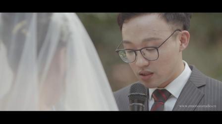 就算是平凡的一天,有你在卻是完美的|Emotion婚禮電影出品