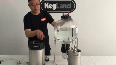 Fermzilla发酵桶如何倒桶