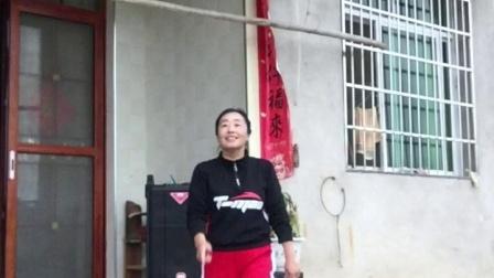 会昌麻州广场舞(情花几时开)
