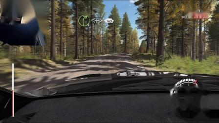 斯巴鲁WRX STI-尘埃拉力赛:高速赛段丨罗技G29